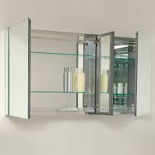 Kohler Tri Mirror Medicine Cabinet by Amazon Com Fresca Bath Fmc8013 50