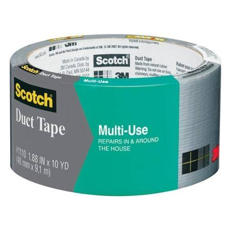 "Scotch Multi-Use Duct Tape - 1.88"" x 10 Yards"