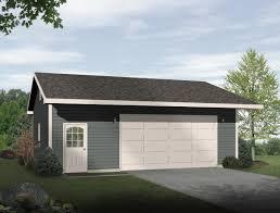 Home Decor Magazines Pdf by Hip Roof 2 Car Drive Thru Garage 22054sl Cad Available Pdf Plan