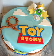 Homemade Toy Story Birthday Cake Design Fashion Ideas