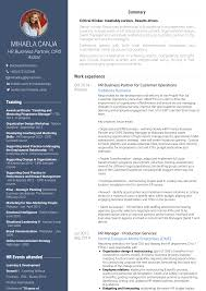 Business Partner - Resume Samples And Templates | VisualCV 150 Resume Templates For Every Professional Hiration Business Development Manager Position Sample Event Letter Template Opportunity Program Examples By Real People Publisher 25 Free Open Office Libreoffice And Analyst Sample Guide 20 Cv Hvard Business School Cv Mplate Word Doc Mplates 2019 Download Procurement Management Writing Tips From Myperftresumecom