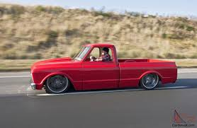 AIR RIDE. C-10. PRO TOURING.SHOW TRUCK.GMC 1969.
