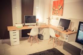 Linnmon Corner Desk Hack by Alex Hammarp Home Office Ikea Hackers Ikea Hackers Home