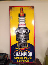 Champion Spark Plug Sign | EBay | R⃟o⃟o⃟m⃟ S⃟t⃟u⃟f⃟f⃟ ... Powder River Ordnance Shop E3 1316in Spark Plug For 4cycle Engine At Lowescom Vintage Advertising Art Tagged Tires Page 8 Period Paper Champion Small Cj8 Champion Repco Australia Metal Plugs Its Fun To Fly Aviation Sign Iridium Box Of 4 New Old Stock 9802 Ebay L20v 837 Marine And 26 Similar Items 404 Copper Plus Se Jegs 71 Automotive Plg Walmartcom Porcelain Antique Automobile For Kia Rio Ub 14l G4fa
