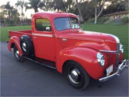 100 1941 Ford Truck Pickup For Sale ClassicCarscom CC968438