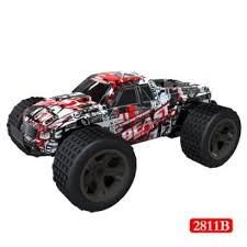 Beli 1:20 2WD High Speed RC Racing Car 4WD Remote Control Truck Off ...