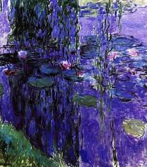 Musuem Quality Monet Art The Water Lily Famous Artist Oil Painting Reproduction On