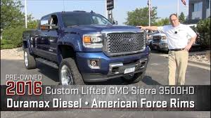 Used Custom 2016 Lifted GMC Sierra 3500HD American Force Rims ... Used 2015 Gmc Sierra 2500 Hd Gfx Z71 4x4 Diesel Truck For Sale 47351 Duramax Buyers Guide How To Pick The Best Gm Drivgline Gmc Trucks By Dealer In 3500hd Reviews Price Photos And Power Magazine Denali Crew Cab Fort Myers Fl 2500hd 2019 20 Car Release Date The 2018 Is A Wkhorse That Doubles As Chevrolet Silverado Questions Towing Capacity 2016 Lifted