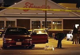 Man kills self after shooting woman near Greenbrier Mall