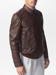 leather jackets men massimo dutti w18 pinterest leather