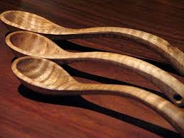 one of a kind hand carved wooden spoons wooden spoon hand