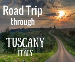 Driving Map Of Tuscany Italy The Road Trip You Should Take