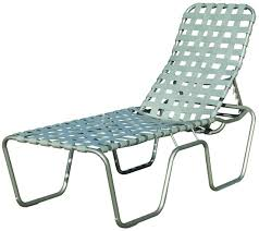 Suncoast Patio Furniture Ft Myers Fl by Commercial Basketweave Strap High Seat Chaise Lounge Sanibel