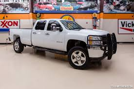 Image Of Chevrolet 4x4 Work Truck For Sale 2013 CHEVROLET C2500 4X4 ...