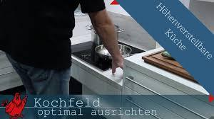 höhenverstellbare küche für rollstuhlfahrer barrierefrei kochen