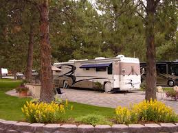 Crown Villa RV Resort Bend Oregon