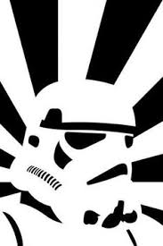 New Stormtrooper Pumpkin Stencil by Re Edit With My You Will Force Pinterest