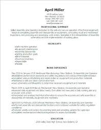 Electrical Line Worker Sample Resume New For Factory Similar Resumes