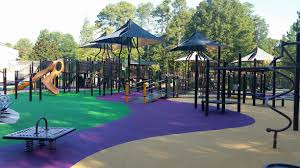 City of Raleigh s st Playground Opens Nov 5 in Laurel Hills Park