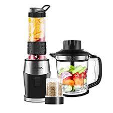 mixeur de cuisine mixeur blender smoothies fochea 700w 3 en 1 batteur de cuisine