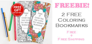 InTouch Ministries Coloring Bookmarks