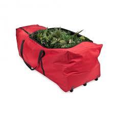 Bright Ideas Christmas Tree Bags Storage Amazon Home Depot Australia Lowes Disposal On Wheels