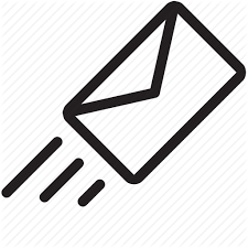 Email envelope letter mail send sent icon