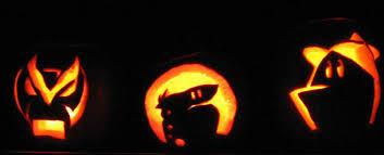 Homestar Runner Halloween Pumpkin by Pumpkin Stencils I Club