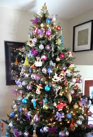 45 Pre Lit Christmas Tree by Christmas Christmas Tree Fabulous For Every Lit Before History