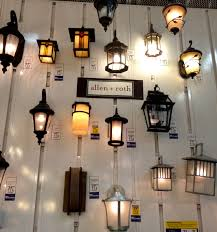 interior design enchanting lowes light fixtures wall lantern for