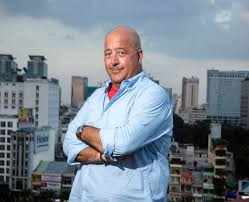 Andrew Zimmern, Host Of