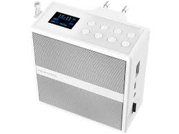 vr radio badradio steckdosenradio mit dab fm bluetooth