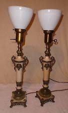 Rembrandt Floor Lamp With Table by Rembrandt Lamp Ebay