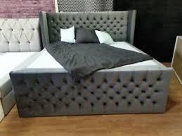 boxspringbett modern schlafzimmer möbel gebraucht kaufen