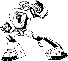 Bumblebee Transformer Coloring Page Transformers Pages Archives Best Online