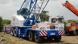 Crane For Sale - OM SIDDHIVINAYAK LIFTERSOM SIDDHIVINAYAK LIFTERS