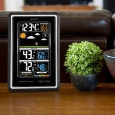 Dresser Wi Weather Forecast by Amazon Com La Crosse Technology S88907 Vertical Wireless Color