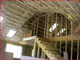 Hanging Drywall On Ceiling Trusses by How To Install Strapping Biytoday Com Build It Yourself Today