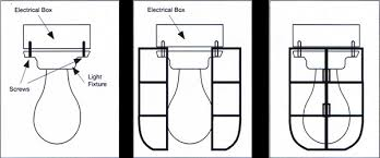 specialty brand products liteguard light bulb safety cage