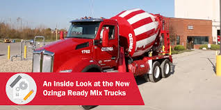 100 Ready Mix Truck An Inside Look At The New Ozinga S