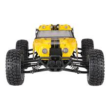 100 Rc Cars And Trucks Videos Yellow Eu HBX 12891 112 24G 4WD Waterproof Desert Truck OffRoad