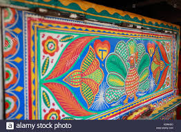 100 Truck Art Pakistan Stock Photo 156684820 Alamy