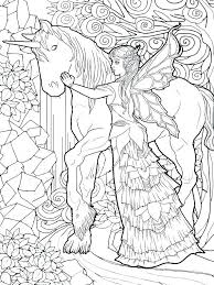 Baby Unicorn Coloring Pages Hard Together