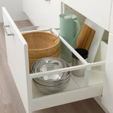 metod maximera base cabinet with 3 drawers white veddinge white 60x60 cm