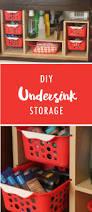 Sterilite Storage Cabinet Grow by Best 20 Under Sink Storage Ideas On Pinterest Bathroom Sink