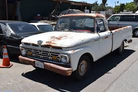 1964 Ford F100 Custom Cab Pickup Truck 292 V8 3 Speed Great ... 1964 Ford F100 For Sale Near Cadillac Michigan 49601 Classics On 1994 F150 Truck Flatbed Pickup Truck Item G4727 Sold Sep Sale Classiccarscom Cc972750 Patina Slammed Not Bagged Hot Rod Rat Shop Pickup Cc593652 1963 Ford F250 Youtube A 1970 Awd Mustang Convertible Is The Latest Incredible Barn Custom Cab Like New Nicest One In North Carolina Cc1070463 84571 Mcg