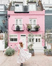 104 Notting Hill Houses Instagram Spots In Diana Miaus
