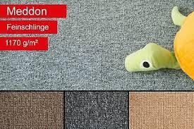meterware teppichboden meddon auslegware schlafzimmer kinderzimmer wohnzimmer ebay