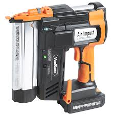 Home Depot Bostitch Floor Nailer by Vonhaus 2 In 1 Cordless Brad Nailer And Stapler Kit Tools