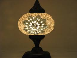 Turkish Mosaic Lamps Amazon by Mosaic Table Lamp Turkey Cashorika Decoration